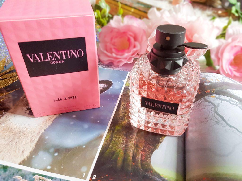 eau de parfum femme Born in Roma Valentino Donna