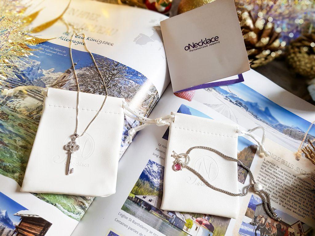 guide idées cadeaux pour toute la famille : bijoux oNecklace