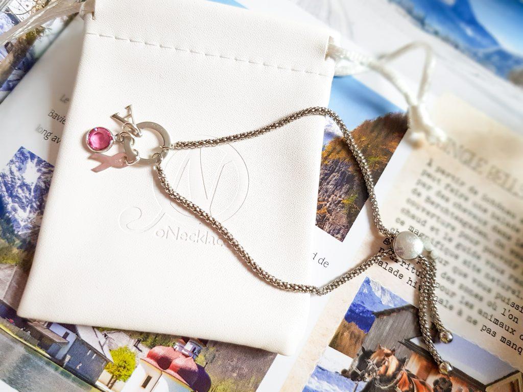 bracelet charms oNecklace