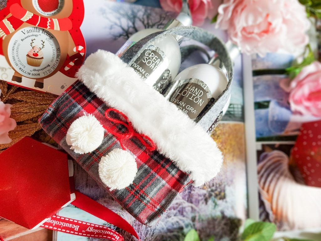 idées cadeaux de Noël super cute : coffret soin des mains Vivian Gray