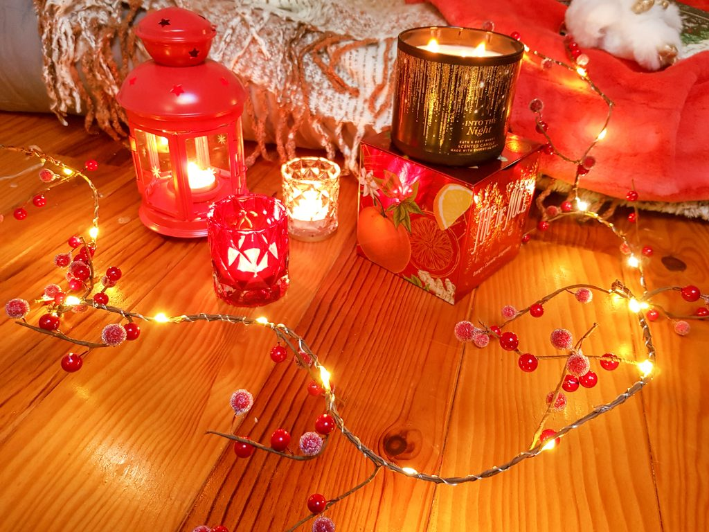 guirlande lumineuse leds baies rouges Becquet