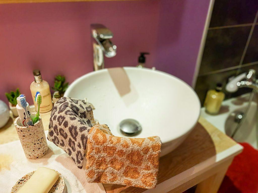 linde de maison léopard Becquet