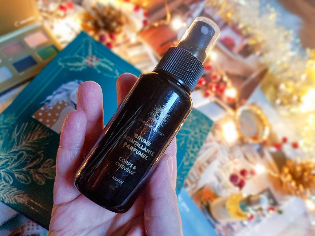 brumz scintillante parfumée Compagnie des Indes