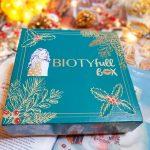 La Raffinée et la Scintillante Biotyfull Box décembre 2019