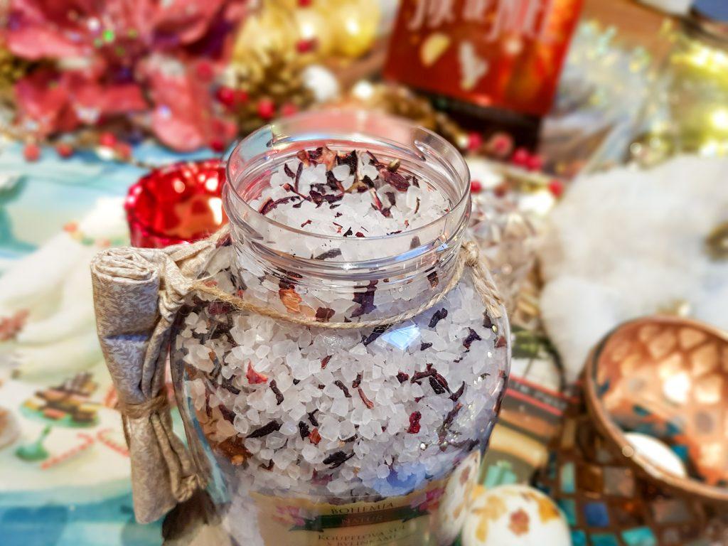 sels de bain Bohemian Gifts