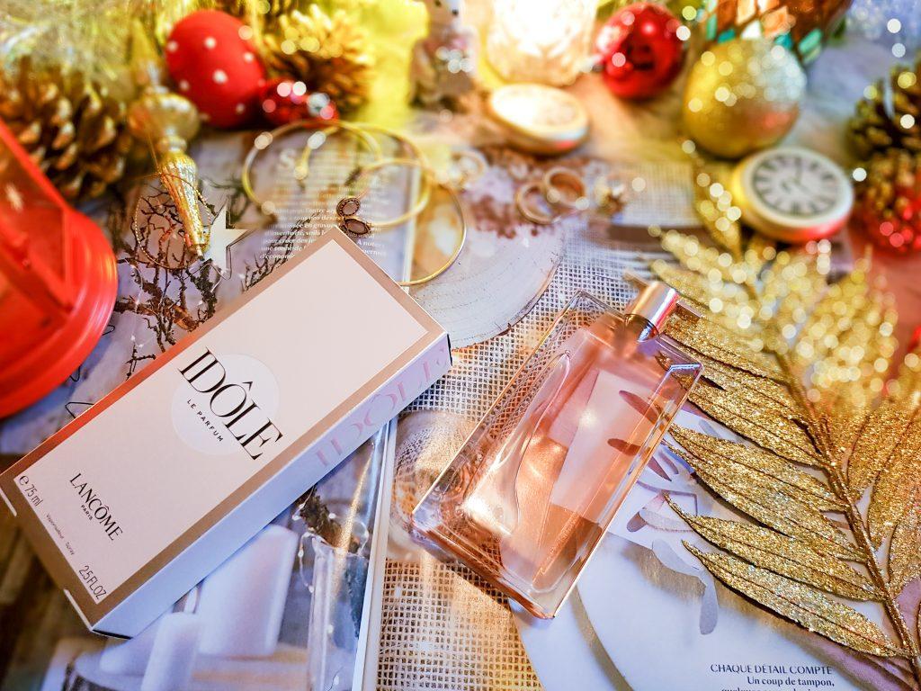 parfum femme frais et floral Idôle Lancôme