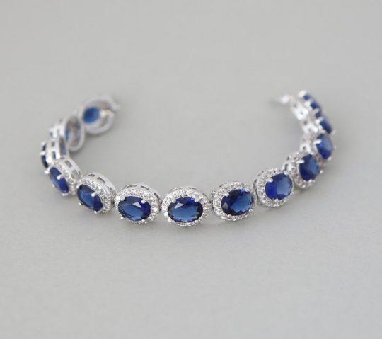 bijoux et accessoires de mariage Aurora Secrets : bracelet Léa Aurora Secrets