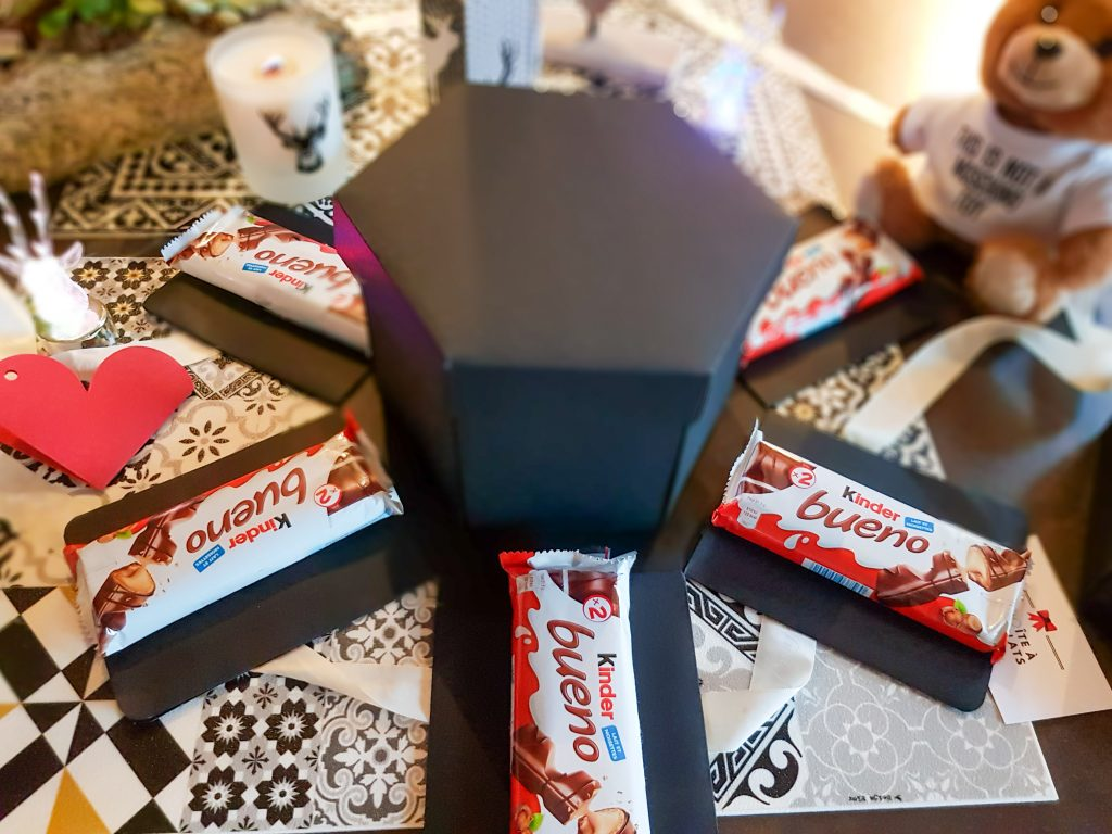 ouverture Ma Boîte à Chocolats