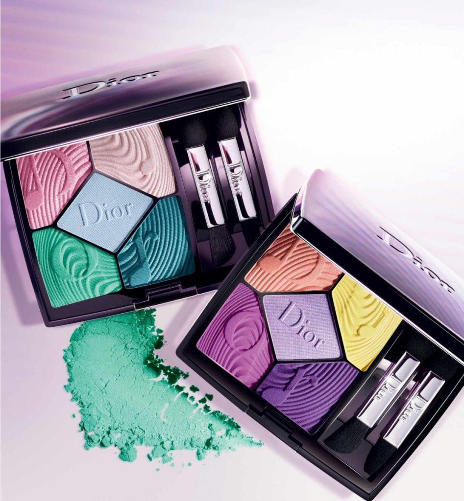 nouveautés beauté et make-up 2020 : palettes Dior printemps 2020