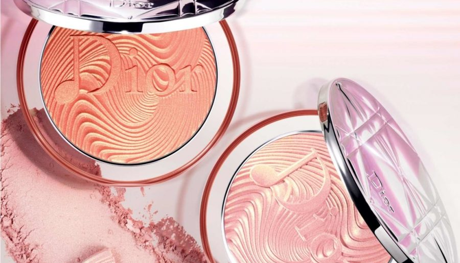 highlighters Dior