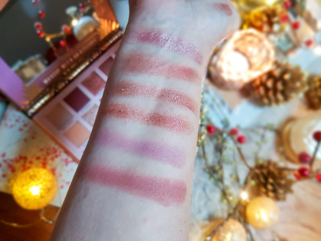 swatches palette The Roaring 20's Rude