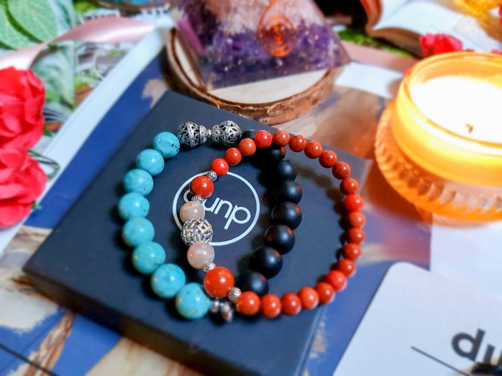 bijoux en pierres semies-précieuses Dunp