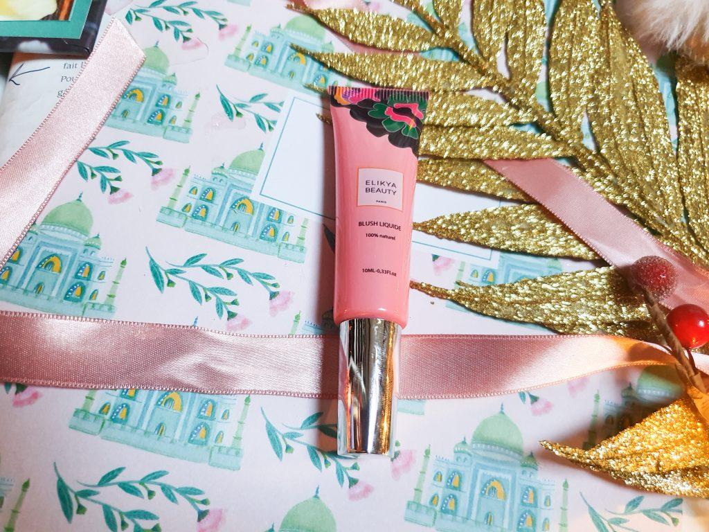 blush crème aux extraits de framboise Elikya Beauty