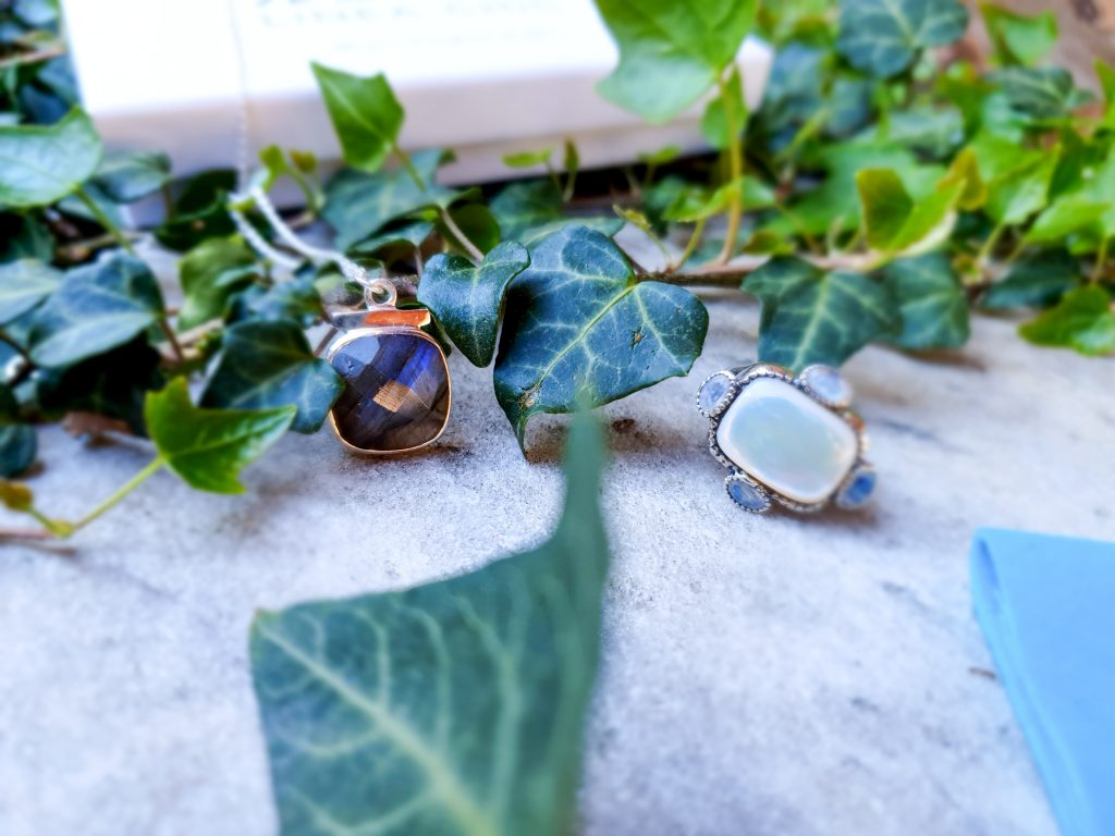 bijoux Clio Blue