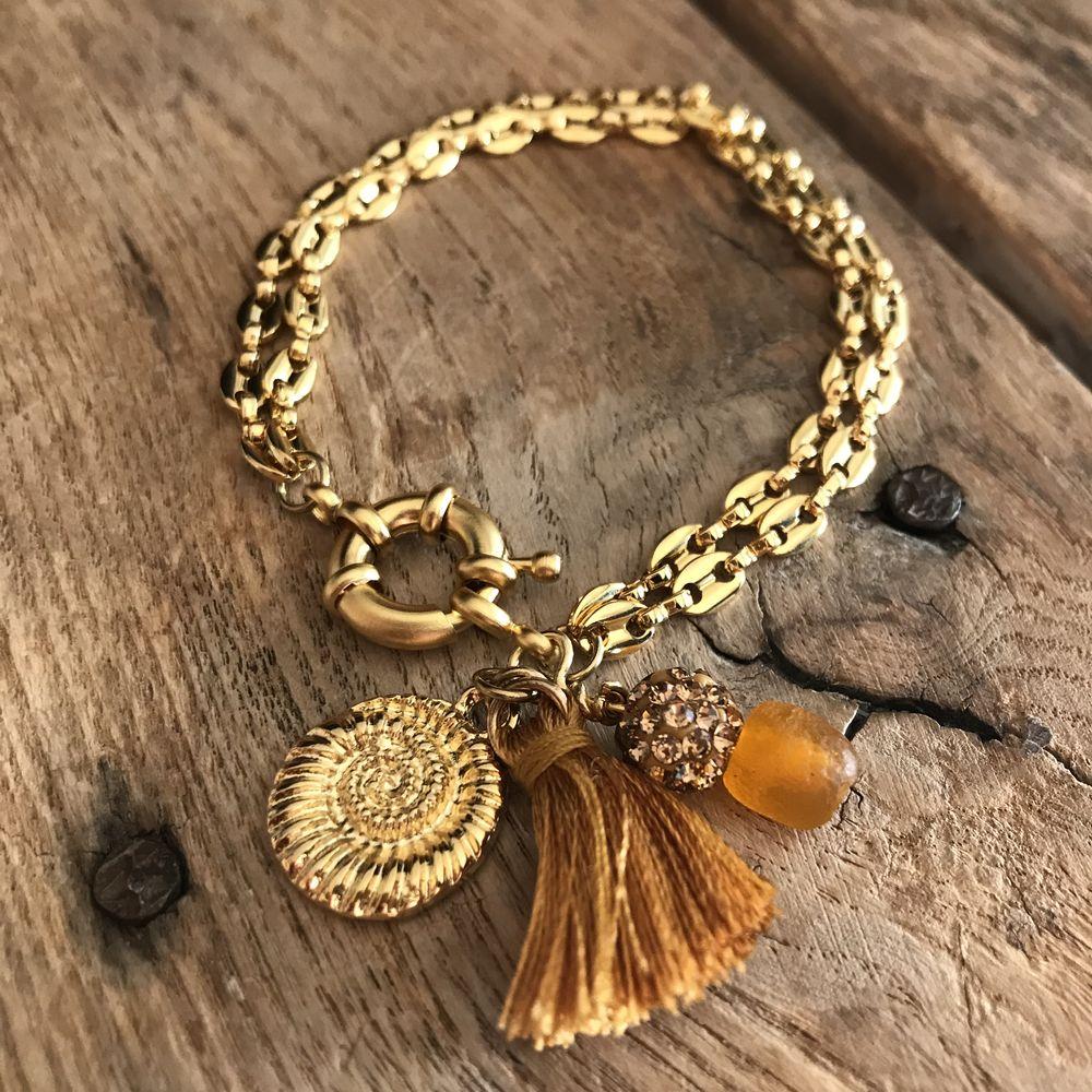 bracelet Paulette Quincaillerie