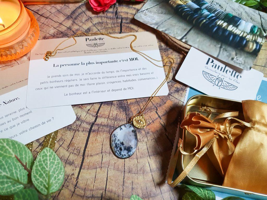 bijoux protecteurs et messagers Paulette Quincaillerie