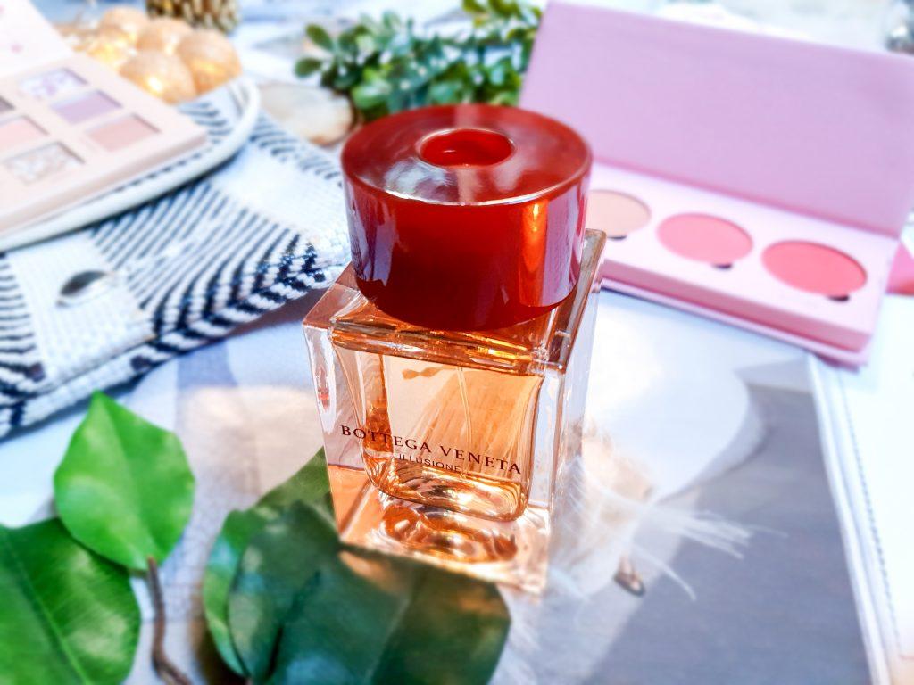 eau de parfum femme Illusione Bottega Veneta