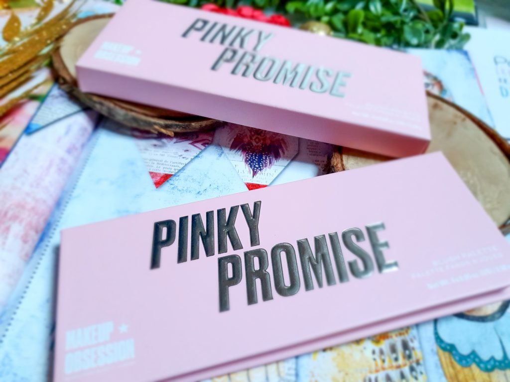 palette fards à joues Pinky Promise Makeup Obsession
