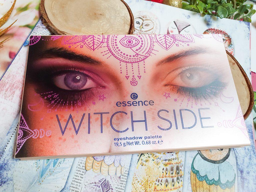 make up addict : palette Witch Side Essence