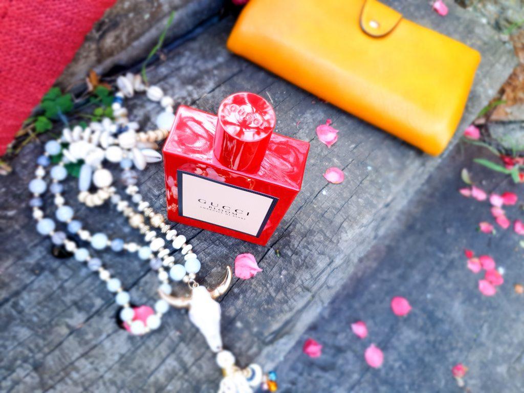 eau de parfum femme floral