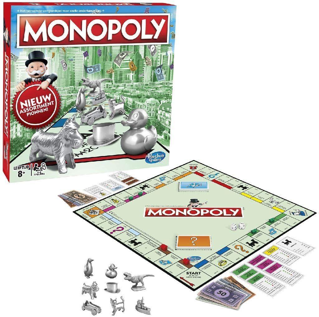 jeux de société : le Monopoly