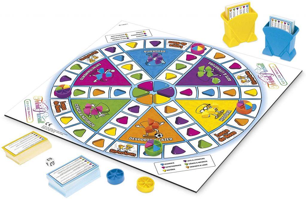 jeux de société : Trivial Poursuit