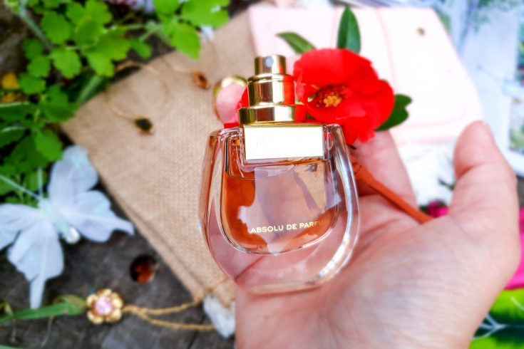 Test et avis Absolu de Parfum Nomade Chloé