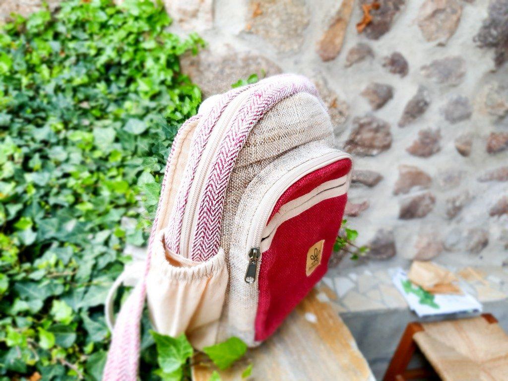sac à dos en chanvre Bhangara