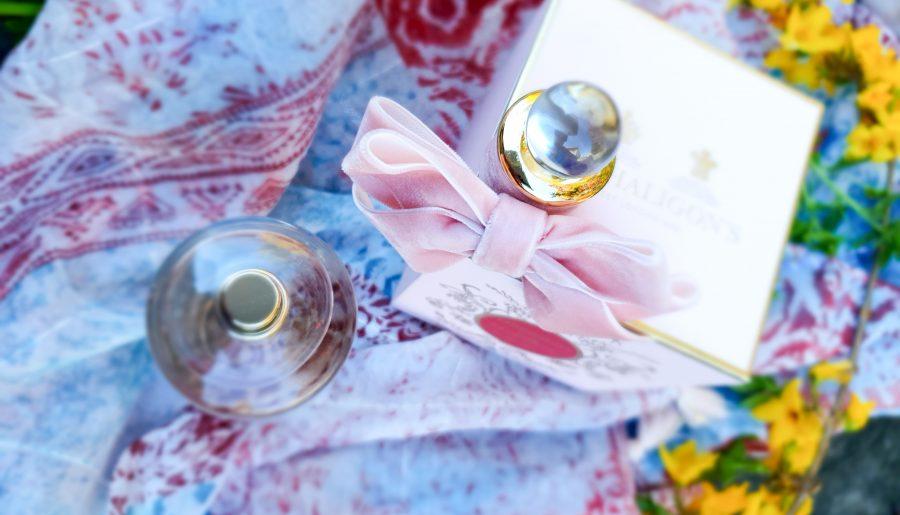 Duveteux mimosa pour l'eau de parfum The Favourite Penhaligon's