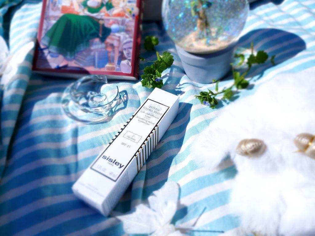 Un soin teinté qui me va : le soin embellisseur teinté Phyto Hydra Teint Sisley
