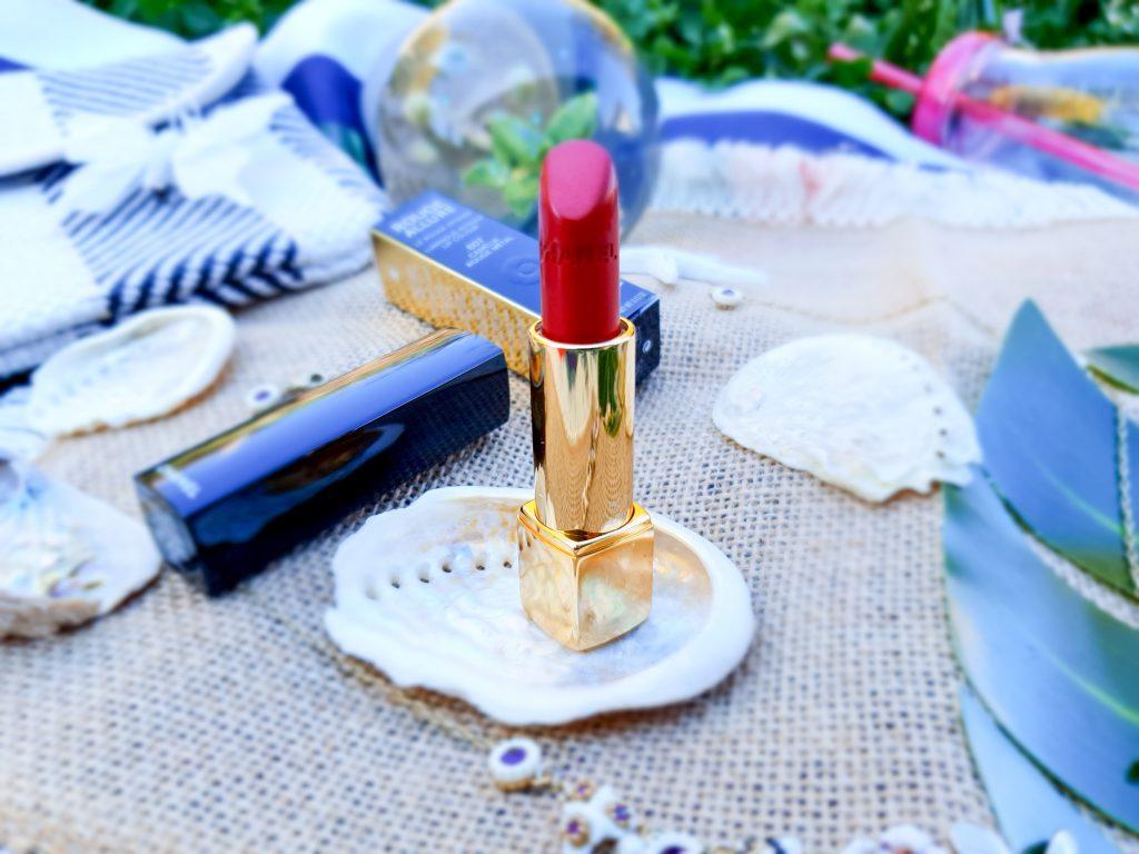 rouge intense rouge allure camélia Chanel
