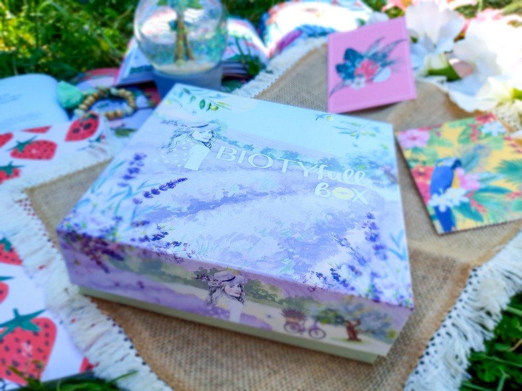 Biotyfull Box mai 2020 La Provençale