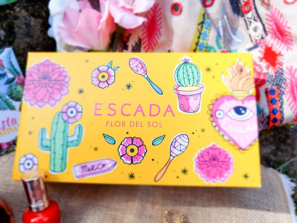 coffret Flor Del Sol Escada