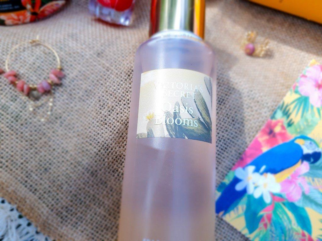 détente exotique : brume parfumée Oasis Blooms Victoria's Secret