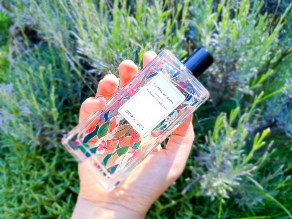 parfum exotique femme