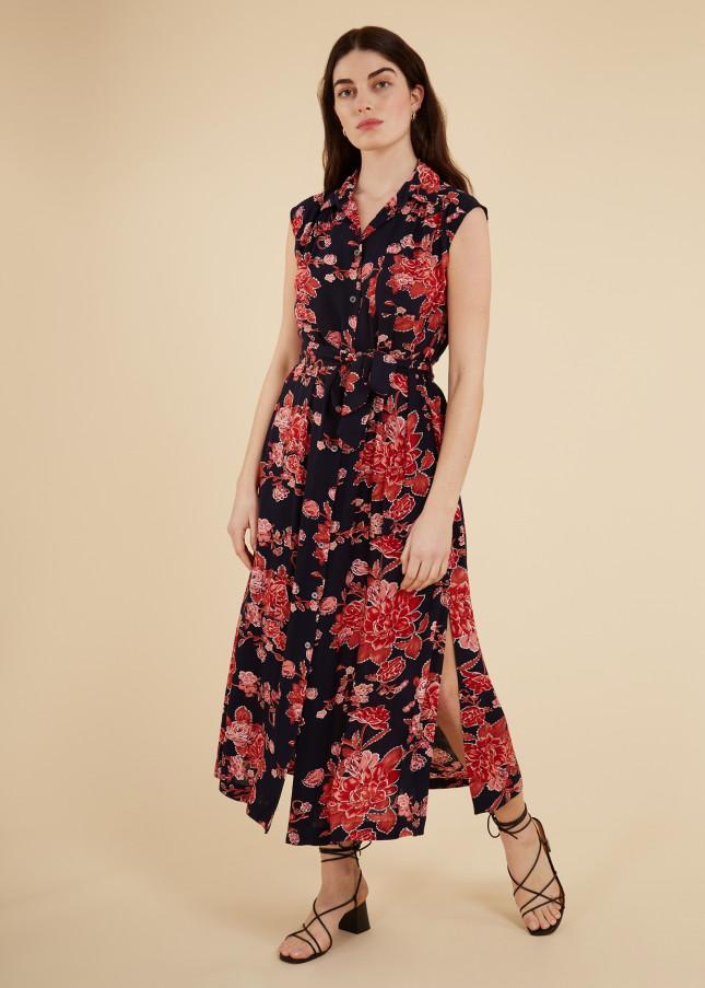 robes longues tendance été : robe Annlyse Frnch