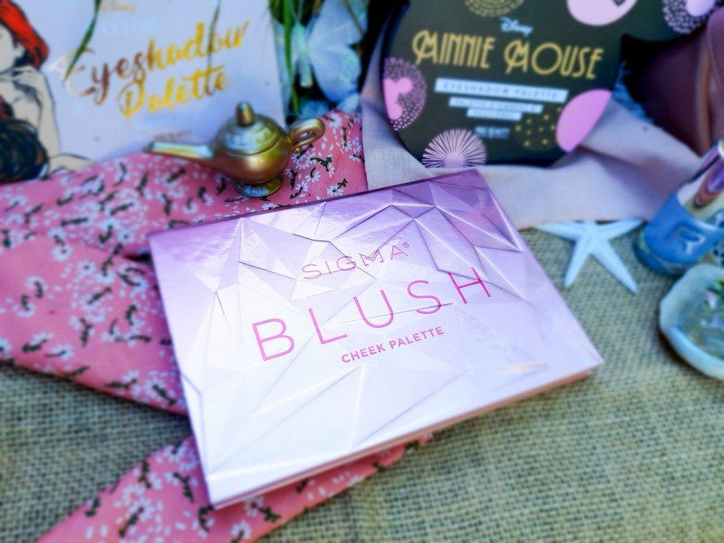 palette blush Sigma Beauty