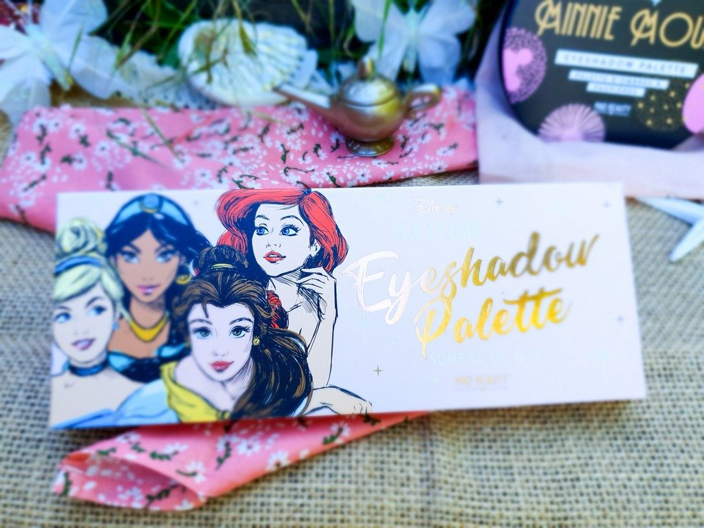 palette yeux Daytime Disney Mad Beauty