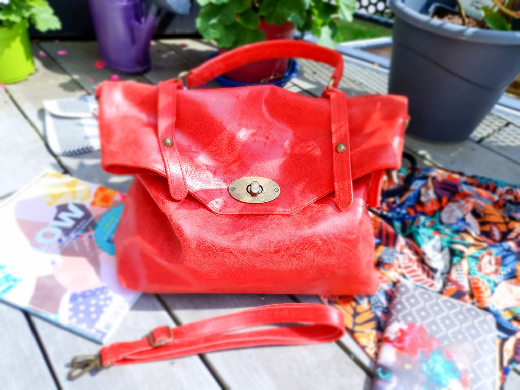 sac à main idéal : sac en cuir Tyra Un Sac et Moi