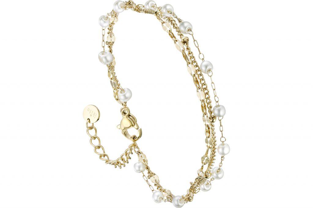 bracelet 3 chaînes Ikita Paris