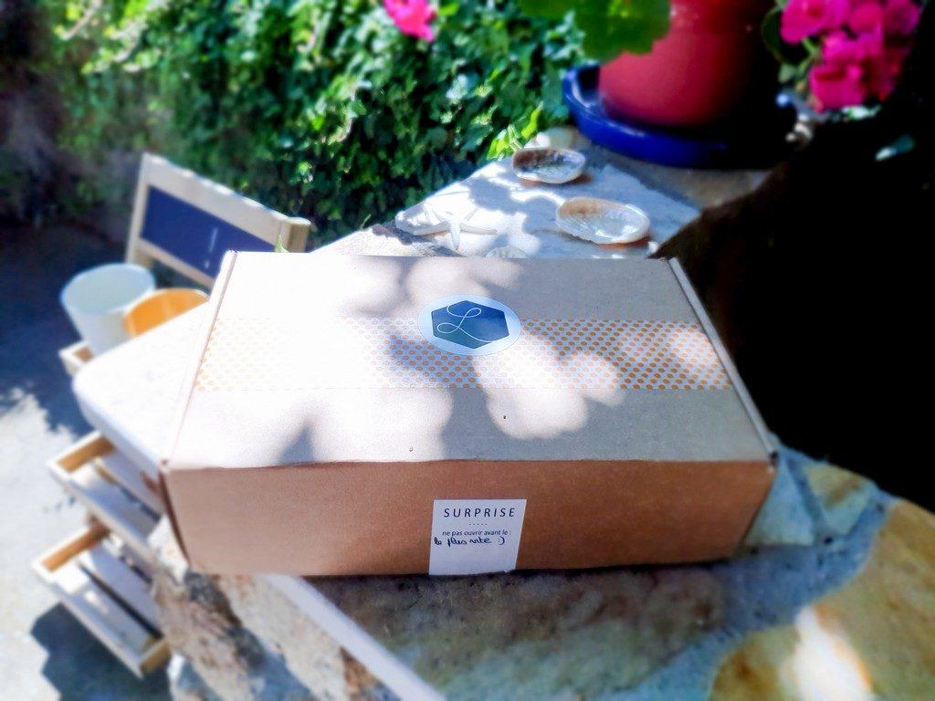 coffrets cadeaux à composer La Fabrique à box