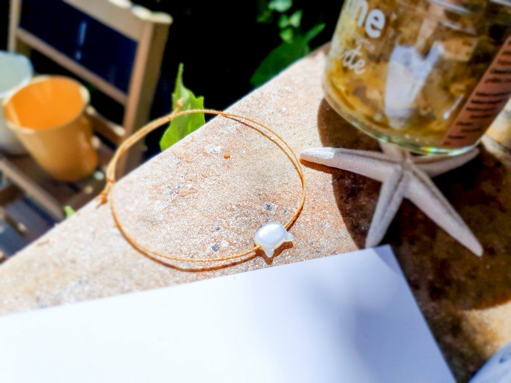 bracelet nacre Little Nuage