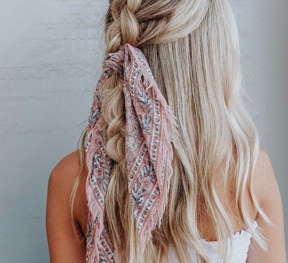 Des idées coiffures tendance pour l'été