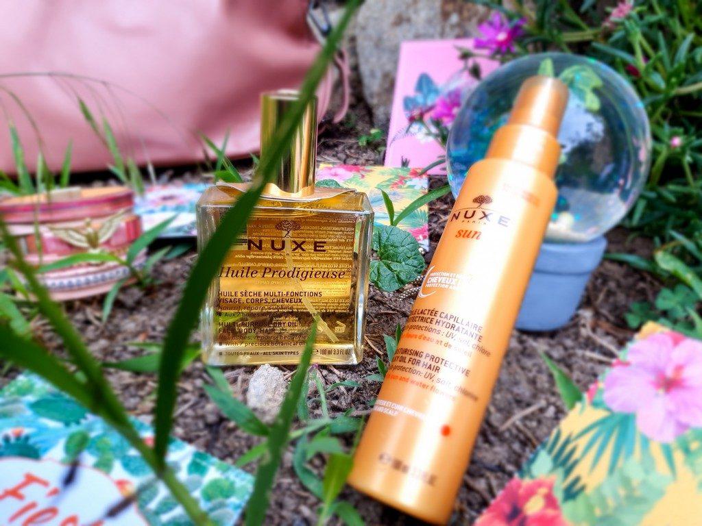 deux produits indispensables pour cheveux bouclés au soleil