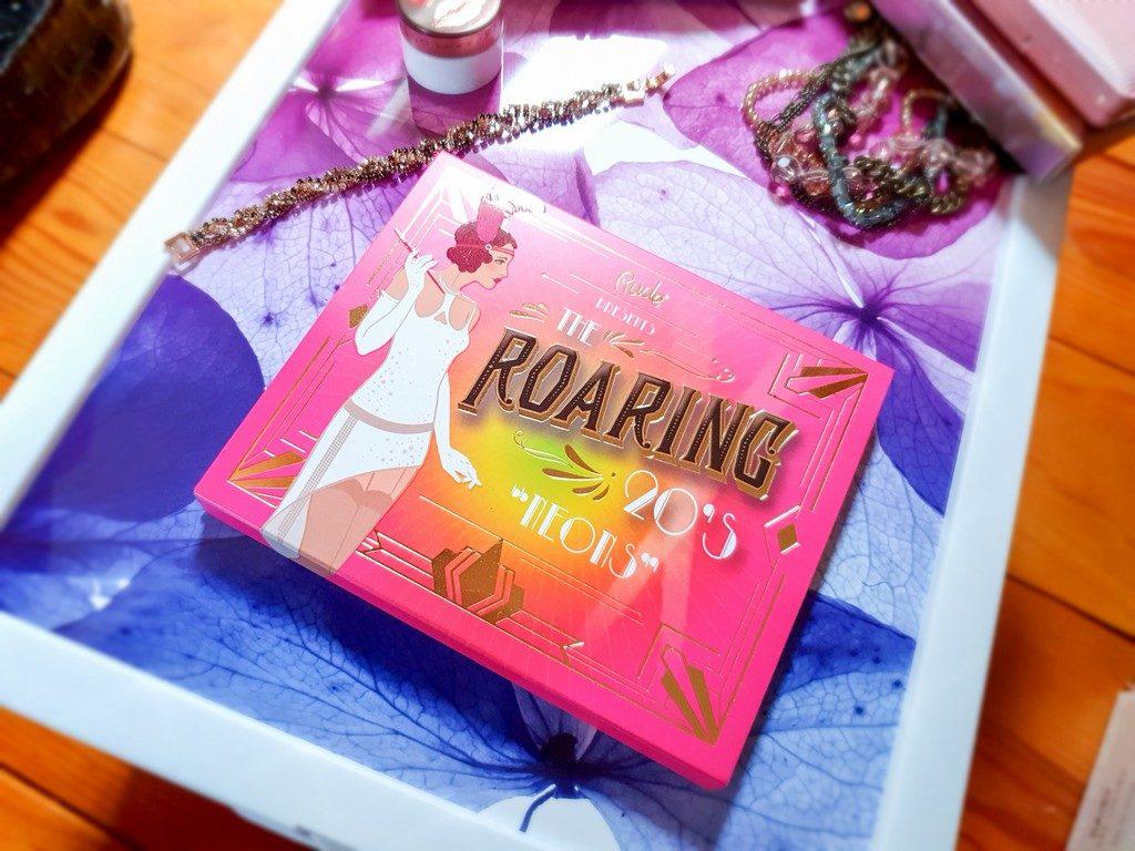 palette The Roaring 20's Neons Rude Cosmetics