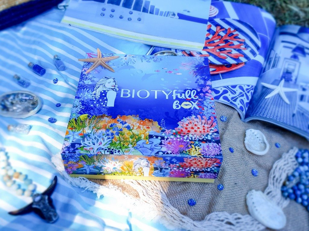 contenu et avis Biotyfull Box juillet 2020 La Marine