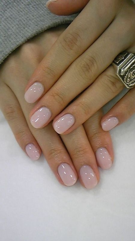 ongles naturels