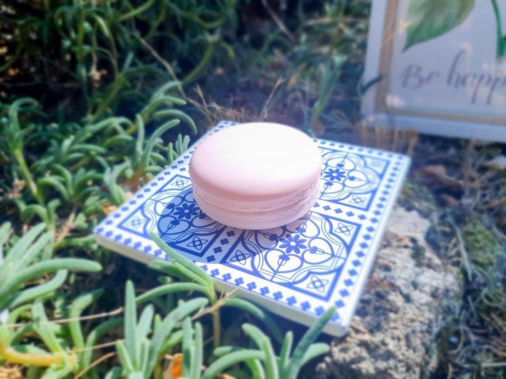 baume à lèvres macaron Soaphoria