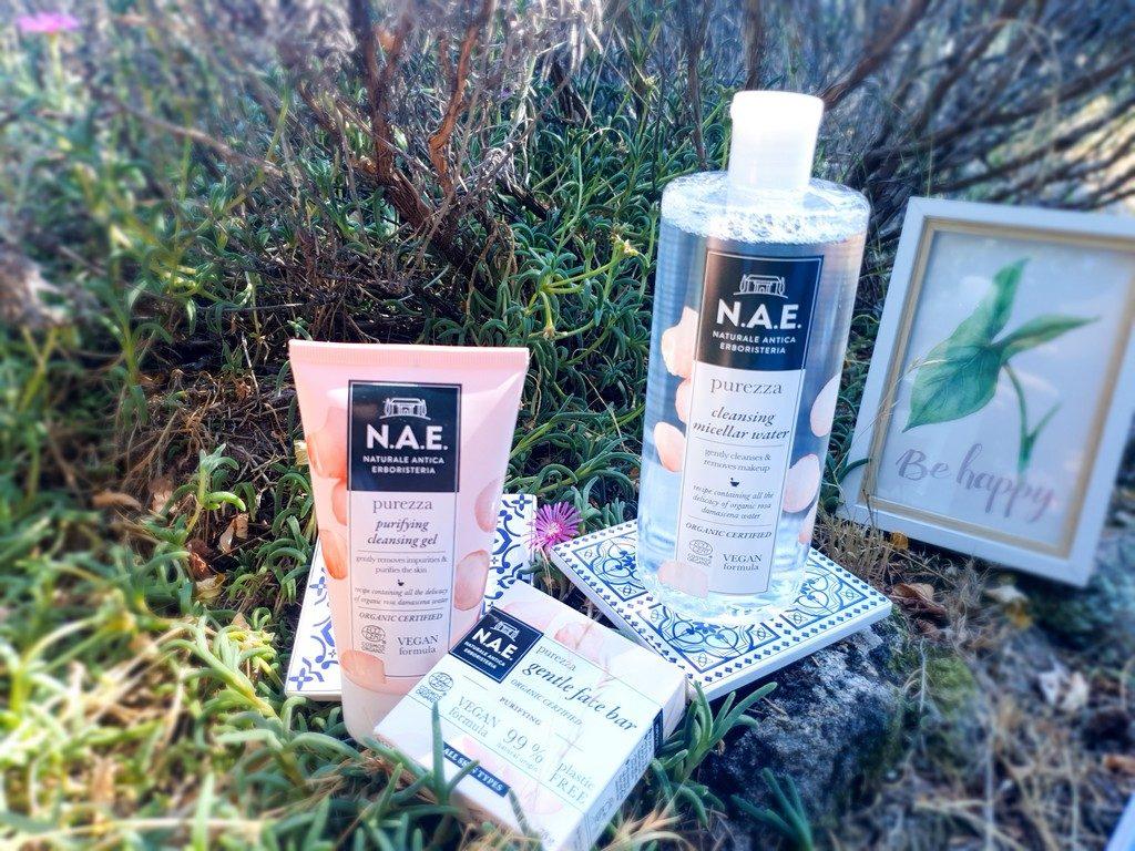 sélection de produits de beauté plus sains à petits prix : N.A.E.