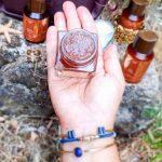 La trousse de soin ayurvédique et fleur d'oranger La Sultane de Saba